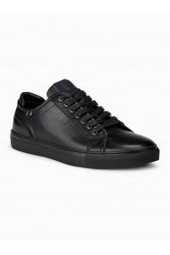 Pantofi casual barbati T324 negru