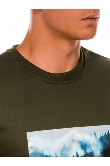 Bluza barbati B985 verde