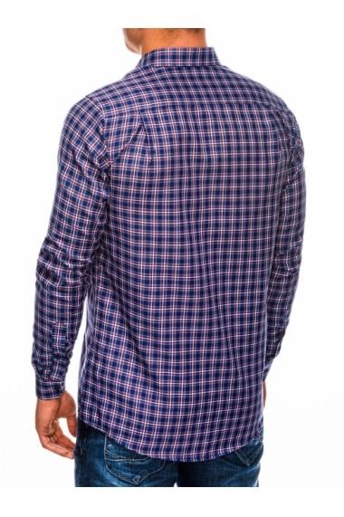 Camasa premium barbati K520 violet