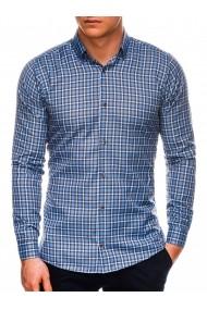 Camasa premium barbati K520 albastru