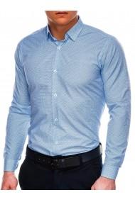 Camasa premium barbati K516 albastru deschis