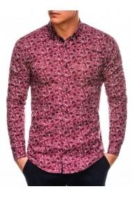 Camasa premium barbati K525 rosu