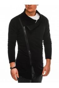 Cardigan barbati B1051 negru