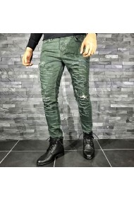 Jeans BB Salazar slim fit conici casual skinny 0040 Verde