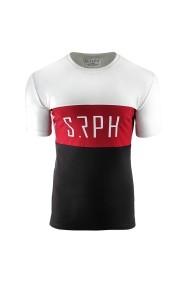 Tricou Seraph STS013 Alb