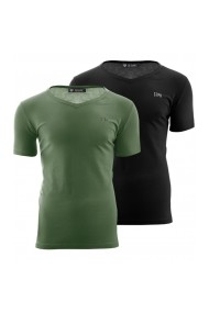 Set 2 tricouri Seraph STS008 Verde