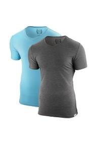 Set 2 tricouri Seraph SRMTS001BNA Albastru