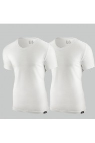 Set 2 tricouri Seraph SRMTS001WNW Alb