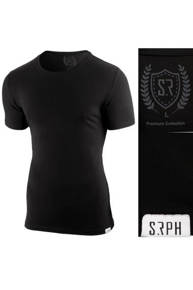 Tricou Seraph SRMTS002BCK Negru