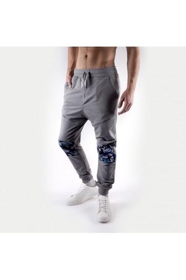 Pantaloni Seraph SRN04 Gri