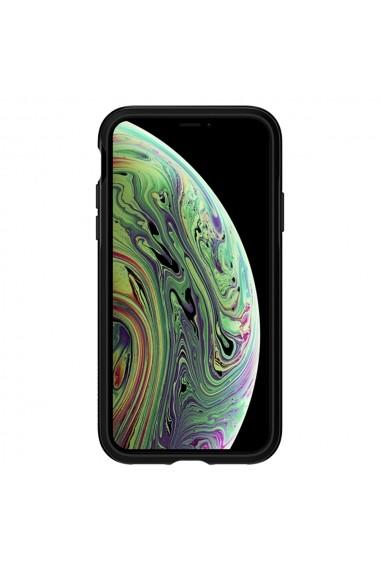 Husa iPhone XS / X Spigen Neo Hybrid Black