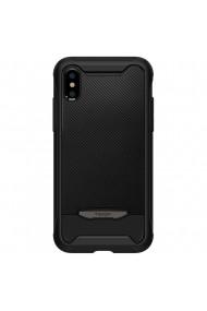 Husa iPhone XS Max Spigen Hybrid NX Black