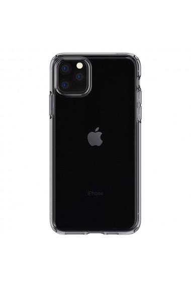 Husa iPhone 11 Pro Max Spigen Liquid Crystal Space Crystal