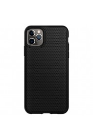 Husa iPhone 11 Pro Max Spigen Liquid Air Black