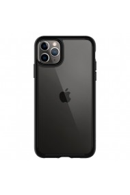 Husa iPhone 11 Pro Max Spigen Ultra Hybrid Black