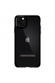 Husa iPhone 11 Pro Max Spigen Ultra Hybrid ``S`` Jet Black