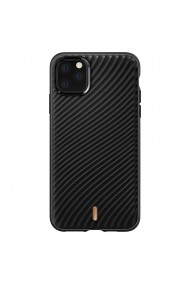 Husa iPhone 11 Pro Max Spigen Ciel Wave Shell Black