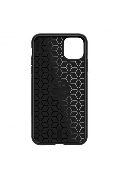 Husa iPhone 11 Pro Max Spigen Ciel Wave Shell Black
