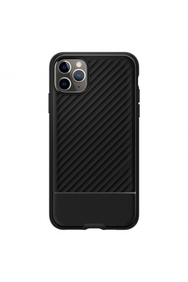 Husa iPhone 11 Pro Spigen Core Armor Black