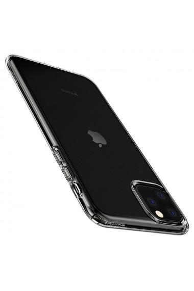 Husa iPhone 11 Pro Spigen Crystal Flex Crystal Clear