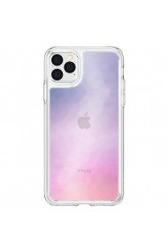 Husa iPhone 11 Pro Spigen Crystal Hybrid Quartz Gradation