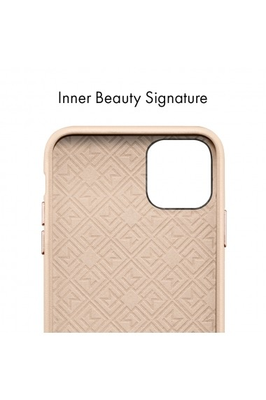 Husa iPhone 11 Pro Spigen La Manon Calin Pale Pink