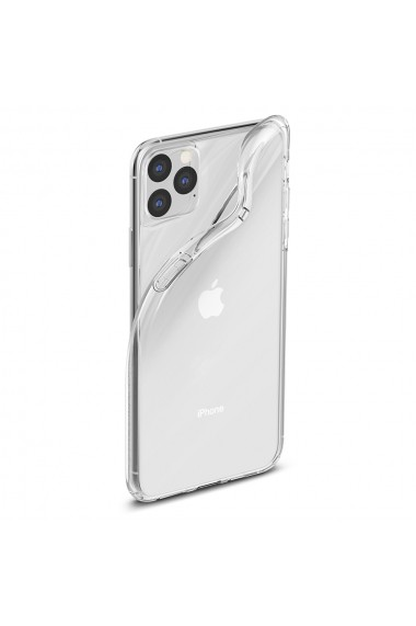 Husa iPhone 11 Pro Spigen Liquid Crystal Crystal Clear