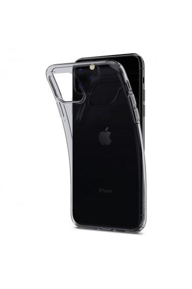 Husa iPhone 11 Pro Spigen Liquid Crystal Space Crystal