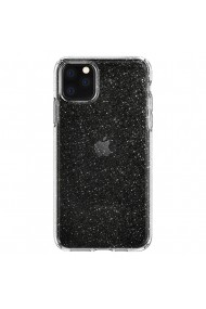 Husa iPhone 11 Pro Spigen Liquid Crystal Glitter Crystal Quartz