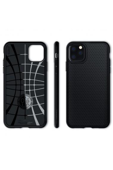Husa iPhone 11 Pro Spigen Liquid Air Black