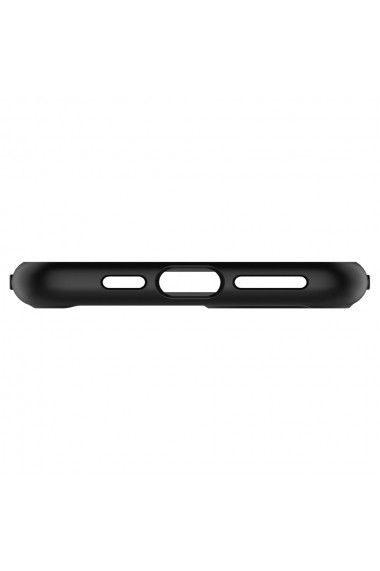 Husa iPhone 11 Pro Spigen Ultra Hybrid Black