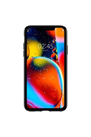 Husa iPhone 11 Pro Spigen Ultra Hybrid ``S`` Jet Black