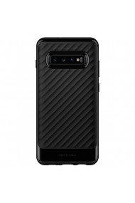 Husa Samsung Galaxy S10 Plus G975 Spigen Neo Hybrid Midnight Black
