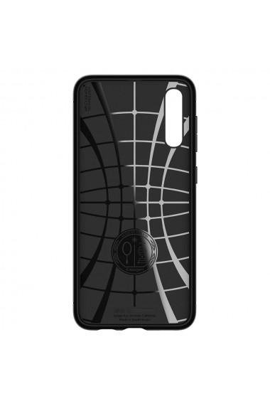 Husa Samsung Galaxy A30s / A50 Spigen Rugged Armor Black