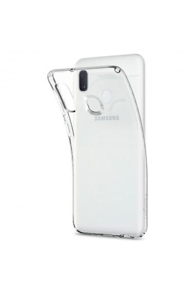 Husa Samsung Galaxy A20e Spigen Liquid Crystal Crystal Clear