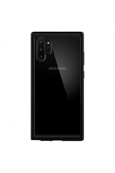 Husa Samsung Galaxy Note 10 Plus Spigen Ultra Hybrid Black