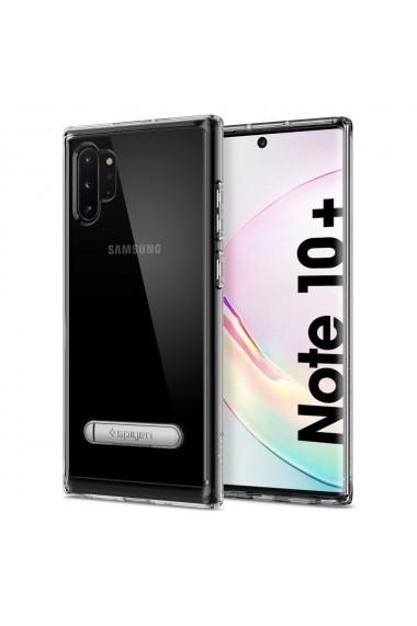 Husa Samsung Galaxy Note 10 Plus Spigen Ultra Hybrid ``S`` Crystal Clear