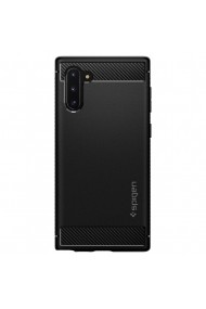Husa Samsung Galaxy Note 10 Spigen Rugged Armor Black