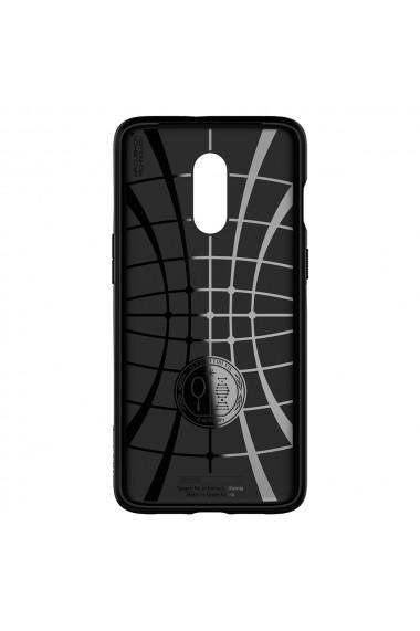 Husa OnePlus 7 Spigen Liquid Air Black