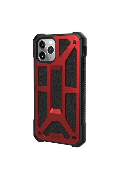 Husa iPhone 11 Pro UAG Monarch Series Crimson Red
