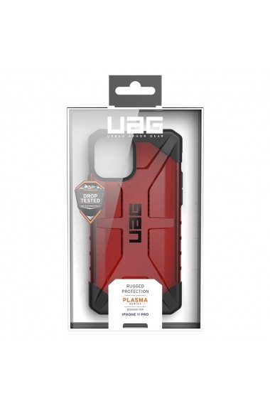 Husa iPhone 11 Pro UAG Plasma Series Magma
