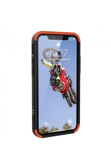 Husa iPhone 11 Pro UAG Civilian Series Black
