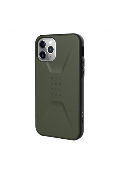 Husa iPhone 11 Pro UAG Civilian Series Olive Drab