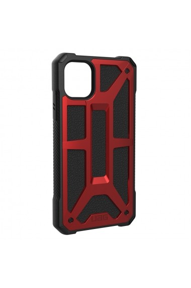 Husa iPhone 11 UAG Monarch Series Crimson Red