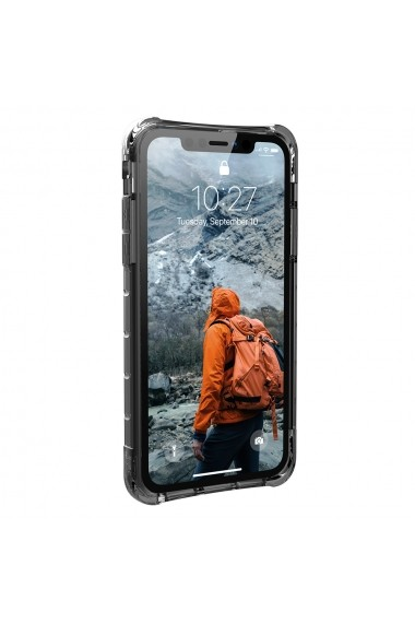 Husa iPhone 11 UAG Plyo Series Ash