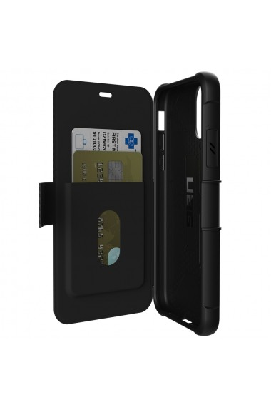 Husa iPhone 11 UAG Book Metropolis Series Black