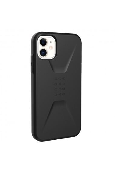 Husa iPhone 11 UAG Civilian Series Black