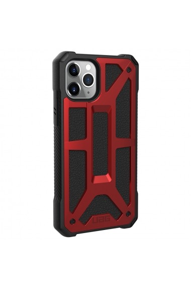 Husa iPhone 11 Pro Max UAG Monarch Series Crimson Red