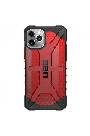 Husa iPhone 11 Pro Max UAG Plasma Series Magma