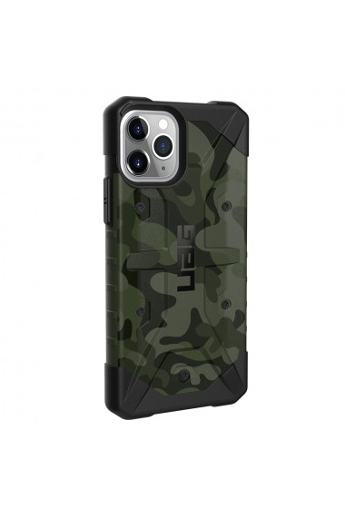 Husa iPhone 11 Pro Max UAG Pathfinder Series Special Edition Forest Camo